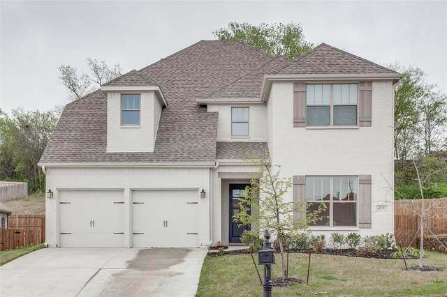 409 Inwood Street, Benbrook, TX 76126 (MLS #14348556) :: The Heyl Group at Keller Williams