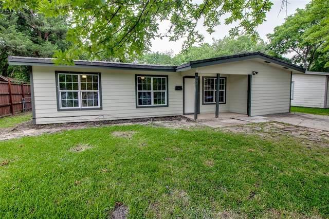 707 Leyenda Drive, Mesquite, TX 75149 (MLS #14348560) :: HergGroup Dallas-Fort Worth