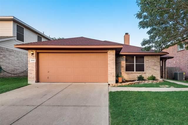 3341 Chapel Wood Court, Fort Worth, TX 76116 (MLS #14348569) :: Tenesha Lusk Realty Group