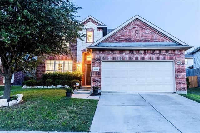 1609 Lake Way Drive, Little Elm, TX 75068 (MLS #14348570) :: Trinity Premier Properties