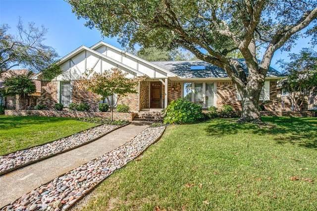 7217 Claybrook Drive, Dallas, TX 75231 (MLS #14348571) :: Hargrove Realty Group