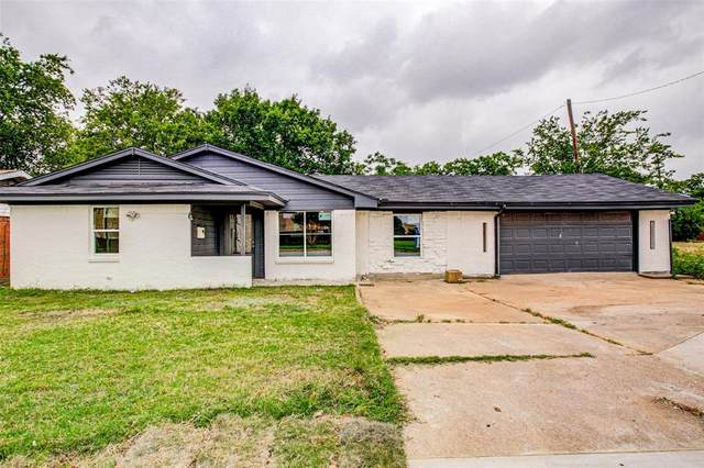 409 SW 14th Street, Grand Prairie, TX 75051 (MLS #14348581) :: The Hornburg Real Estate Group