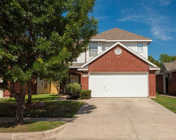 6908 Amberdale Drive, Fort Worth, TX 76137 (MLS #14348586) :: The Good Home Team