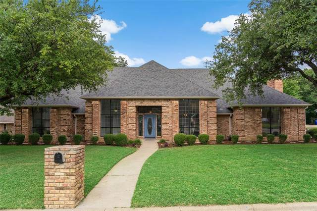 4303 Lexington Parkway, Colleyville, TX 76034 (MLS #14348593) :: Potts Realty Group