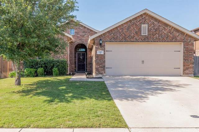404 Braewick Drive, Fort Worth, TX 76131 (MLS #14348599) :: The Heyl Group at Keller Williams