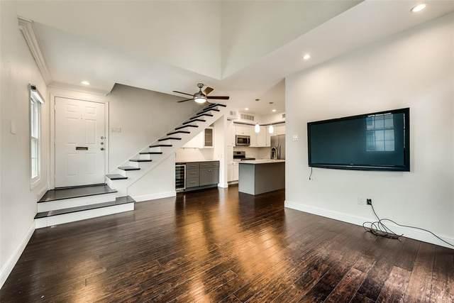 4034 Rawlins Street #206, Dallas, TX 75219 (MLS #14348600) :: Hargrove Realty Group