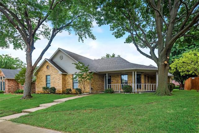 1534 Crested Butte Drive, Lewisville, TX 75077 (MLS #14348620) :: The Daniel Team