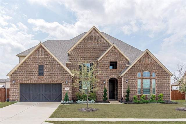 1540 Chisholm Trail, Prosper, TX 75078 (MLS #14348634) :: Frankie Arthur Real Estate