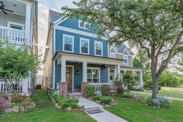 713 Hammond Street, Coppell, TX 75019 (MLS #14348638) :: Team Tiller