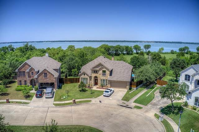 2660 Mirage Lane, Rockwall, TX 75087 (MLS #14348650) :: The Mitchell Group
