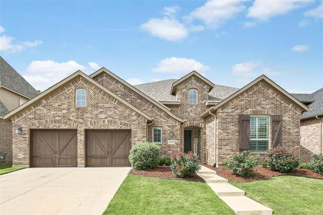 1428 8th Street, Argyle, TX 76226 (MLS #14348681) :: Team Hodnett