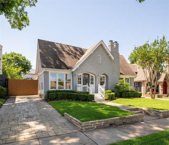 3321 Rankin Street, University Park, TX 75205 (MLS #14348689) :: Robbins Real Estate Group