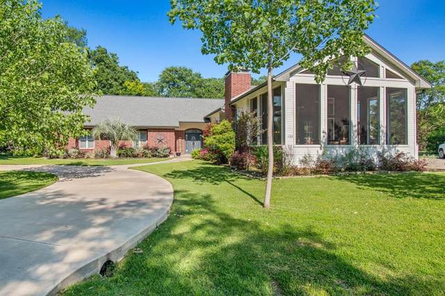 133 Enchanted Drive, Enchanted Oaks, TX 75156 (MLS #14348705) :: HergGroup Dallas-Fort Worth