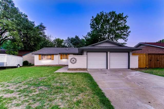 4234 Justice Lane, Garland, TX 75042 (MLS #14348710) :: The Good Home Team