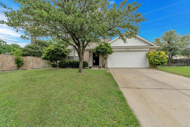 1500 Marbellas Court, Corinth, TX 76210 (MLS #14348711) :: Real Estate By Design