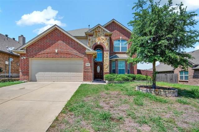 2912 Hunters Way, Wylie, TX 75098 (MLS #14348716) :: Tenesha Lusk Realty Group