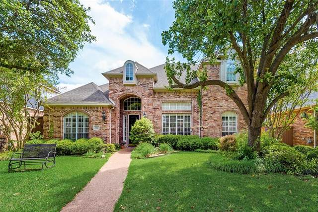 1021 Roundrock Circle, Coppell, TX 75019 (MLS #14348727) :: Hargrove Realty Group
