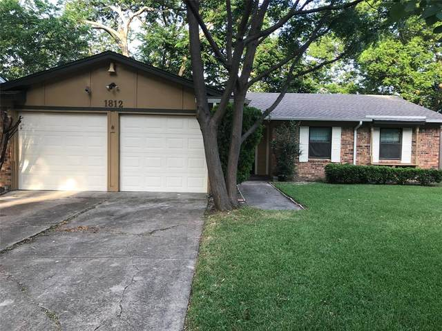 1812 R Avenue, Plano, TX 75074 (MLS #14348732) :: Hargrove Realty Group