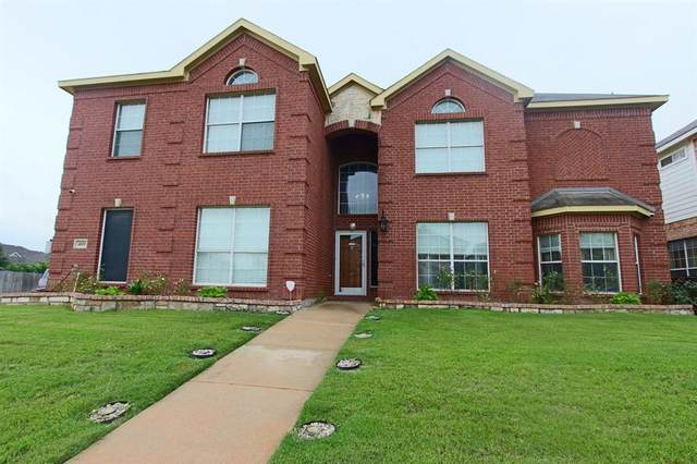 401 Cold Mountain Trail, Fort Worth, TX 76131 (MLS #14348736) :: The Heyl Group at Keller Williams