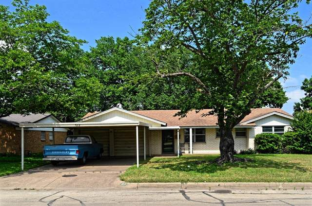 517 S Hampshire Street, Saginaw, TX 76179 (MLS #14348742) :: The Paula Jones Team | RE/MAX of Abilene