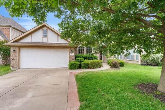 3112 Crossridge Drive, Mckinney, TX 75071 (MLS #14348778) :: Tenesha Lusk Realty Group