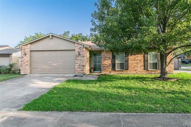 6900 Fallbrook Court, Fort Worth, TX 76120 (MLS #14348784) :: The Chad Smith Team