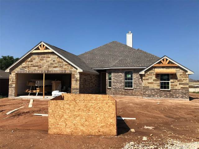 3004 Meandering Way, Granbury, TX 76049 (MLS #14348789) :: The Chad Smith Team