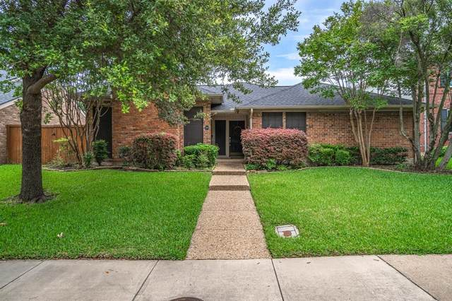 7305 Highland Glen Trail, Dallas, TX 75248 (MLS #14348791) :: Hargrove Realty Group
