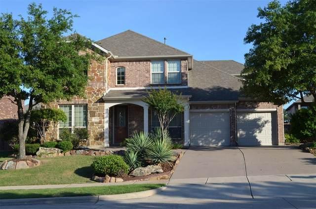 2971 Lavanda, Grand Prairie, TX 75054 (MLS #14348792) :: The Hornburg Real Estate Group