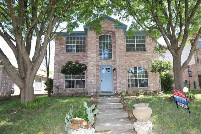 169 Hunter Drive, Cedar Hill, TX 75104 (MLS #14348804) :: Century 21 Judge Fite Company