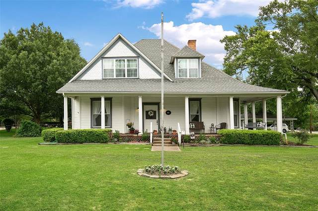 416 Pecan Avenue, Wills Point, TX 75169 (MLS #14348821) :: The Heyl Group at Keller Williams