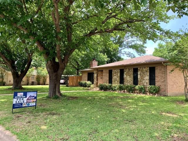 609 Oxford Drive, Sherman, TX 75092 (MLS #14348823) :: Real Estate By Design
