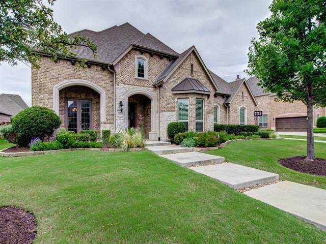 3116 Callander, The Colony, TX 75056 (MLS #14348841) :: The Hornburg Real Estate Group