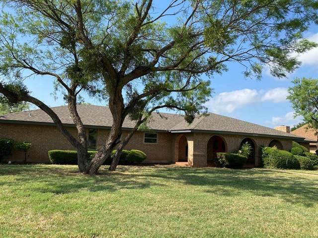 1341 Canterbury Drive, Abilene, TX 79602 (MLS #14348847) :: The Tierny Jordan Network