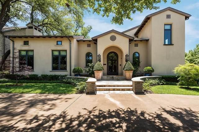 3619 Harvard Avenue, Highland Park, TX 75205 (MLS #14348849) :: HergGroup Dallas-Fort Worth