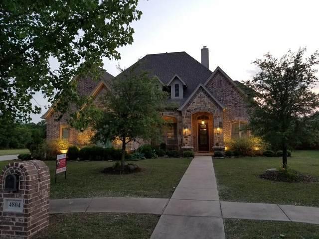 4804 Crossvine, Denton, TX 76208 (MLS #14348861) :: Frankie Arthur Real Estate