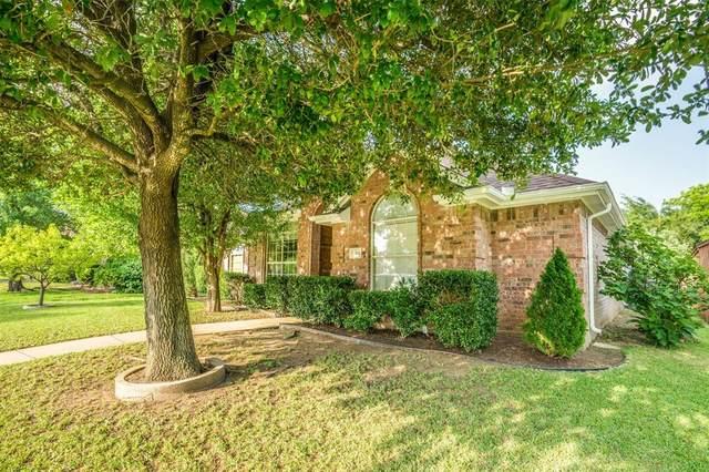 1505 Rosewood Lane, Allen, TX 75002 (MLS #14348862) :: Tenesha Lusk Realty Group