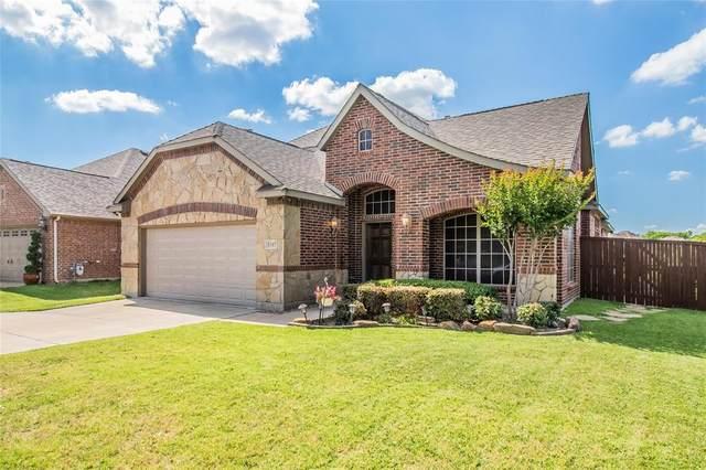 8165 Rock Elm Road, Fort Worth, TX 76131 (MLS #14348876) :: Team Hodnett