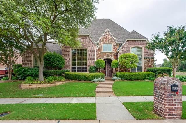 7209 Millard Pond Drive, Mckinney, TX 75071 (MLS #14348889) :: All Cities USA Realty