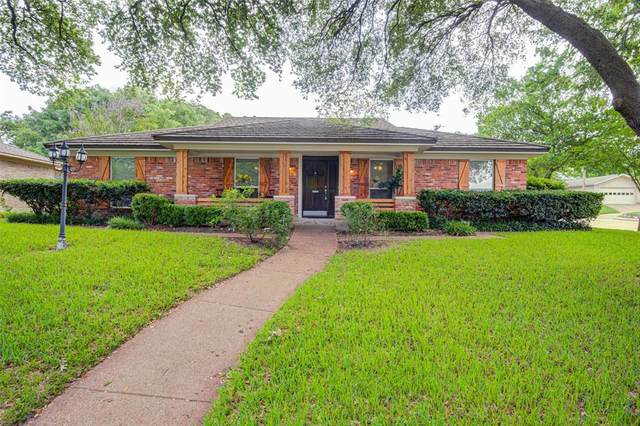 10106 Trailpine Drive, Dallas, TX 75238 (MLS #14348904) :: Frankie Arthur Real Estate