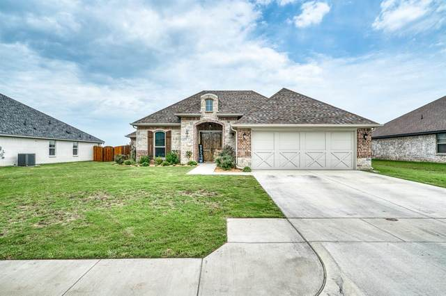 306 Mckittrick Lane, Godley, TX 76044 (MLS #14348944) :: All Cities USA Realty