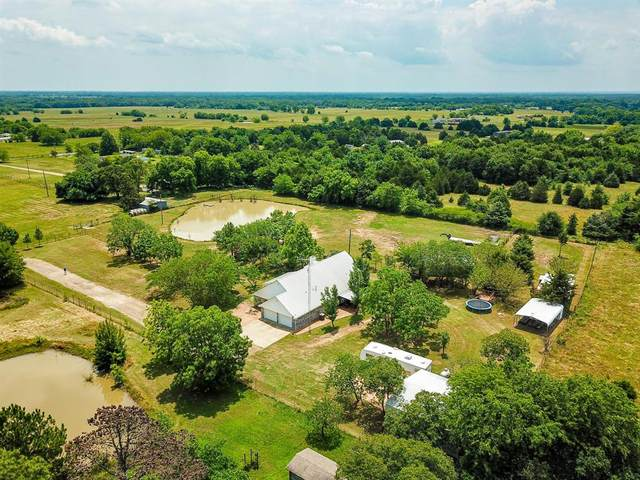 410 Rs County Road 1515, Point, TX 75472 (MLS #14348947) :: The Chad Smith Team