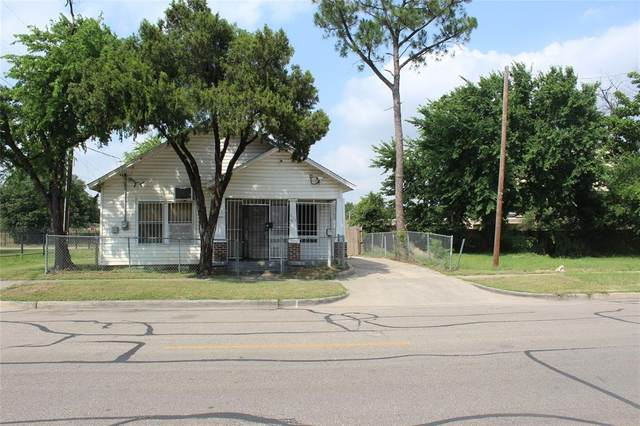 3116 S Harwood Street, Dallas, TX 75215 (MLS #14348957) :: Keller Williams Realty