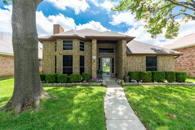 7850 Tournament Road, Frisco, TX 75035 (MLS #14348976) :: The Heyl Group at Keller Williams