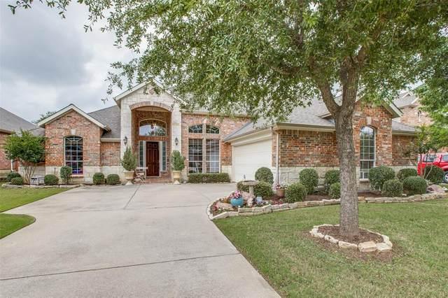 8404 Pecan Creek Drive, Arlington, TX 76001 (MLS #14348984) :: All Cities USA Realty
