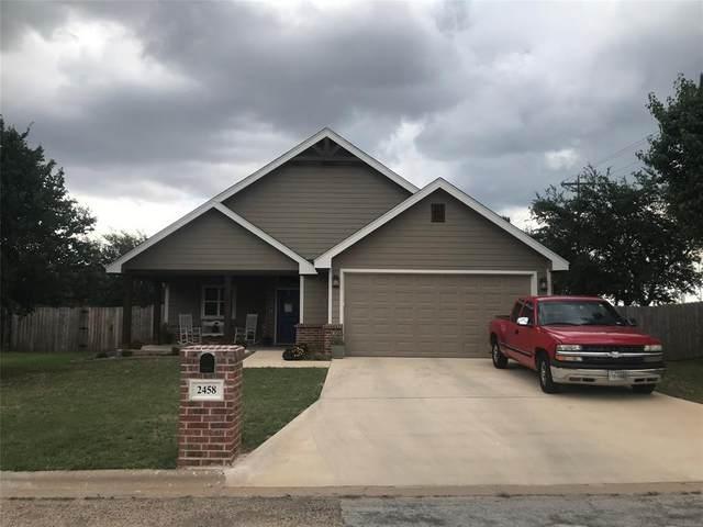 2458 Patriot Commons Road, Abilene, TX 79601 (MLS #14349019) :: Potts Realty Group