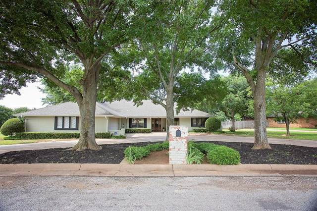 108 Fawn Trail, Graham, TX 76450 (MLS #14349034) :: Trinity Premier Properties