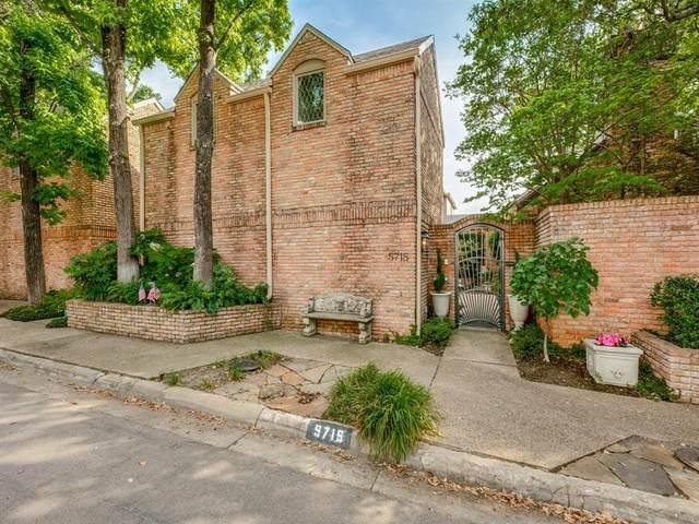 5715 Bordeaux Avenue, Dallas, TX 75209 (MLS #14349053) :: Hargrove Realty Group