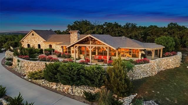 242 Bishop Drive, Weatherford, TX 76088 (MLS #14349061) :: The Heyl Group at Keller Williams
