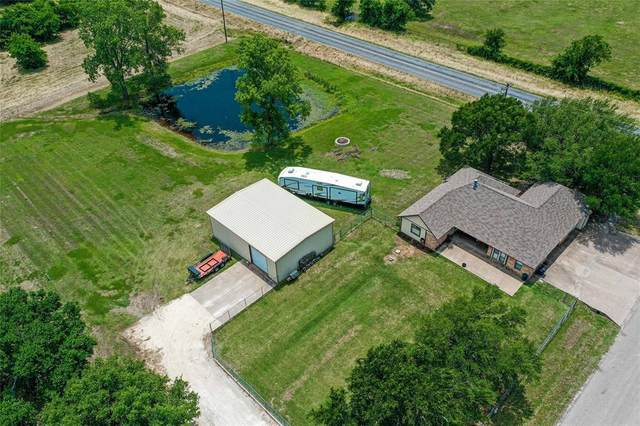 3801 Country Meadows Road, Granbury, TX 76049 (MLS #14349094) :: The Heyl Group at Keller Williams